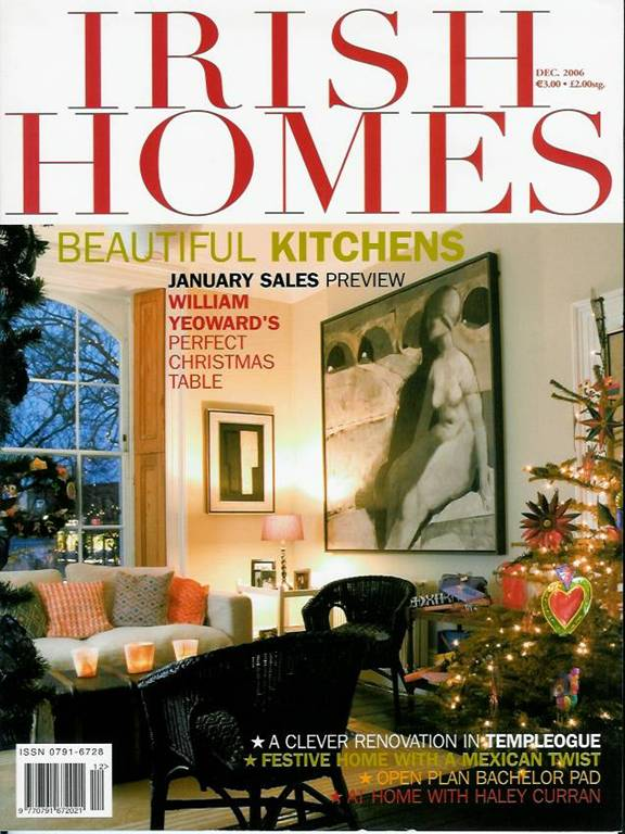 Irish Homes - Raglan Lane Interiors Dec 06